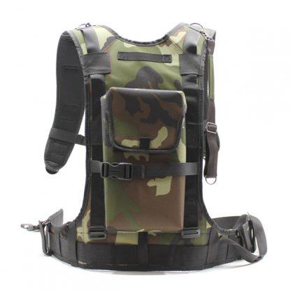 Рюкзак разгрузка жилет транспортировка нестандартный спереди