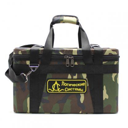 сумка специальная прибор кофр прочная большая камуфляж спереди