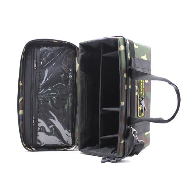 сумка специальная прибор кофр прочная большая камуфляж внутри