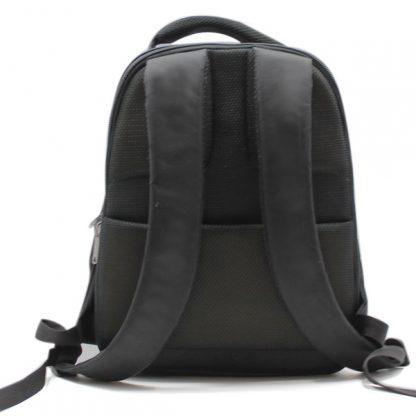 рюкзак повседневный деловой городской ноутбук лептоп сзади