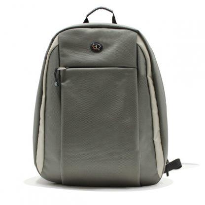 рюкзак повседневный деловой городской ноутбук лептоп с логотипом спереди