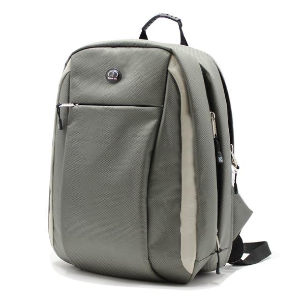 рюкзак повседневный деловой городской ноутбук лептоп с логотипом сбоку