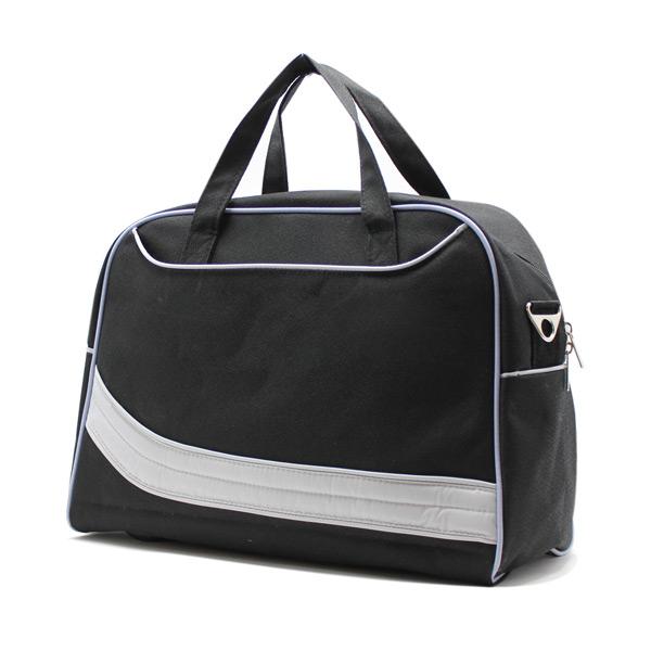 сумка городская дорожная фитнес самолет город универсальная небольшая черная сбоку