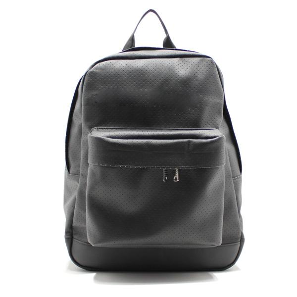 рюкзак городской повседневный молодежный экокожа спереди