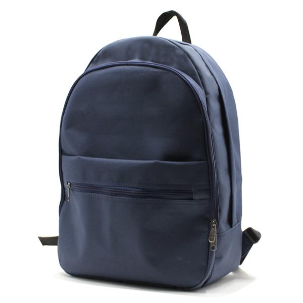 рюкзак простой городской спортивный молодёжный универсальный сбоку