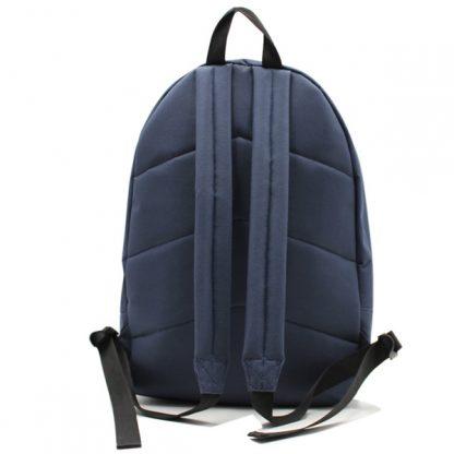 рюкзак простой городской спортивный молодёжный универсальный сзади