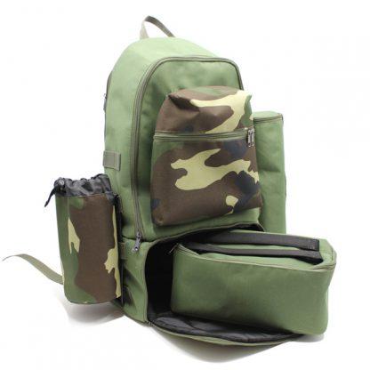 рюкзак туристический для охоты исследования путешествия хаки патроны