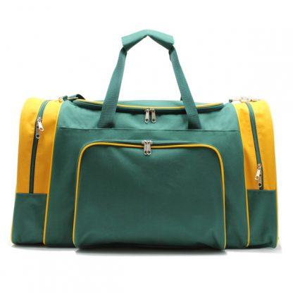 сумка спортивная для футбола большая фирменный стиль спереди