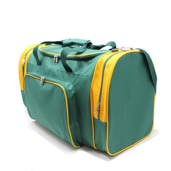 сумка спортивная для футбола большая фирменный стиль сверху
