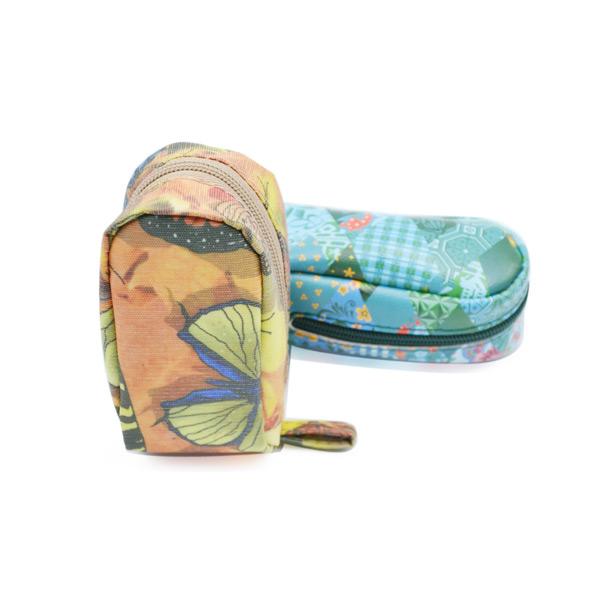 ключница мини сумка для монет экокожа комплект