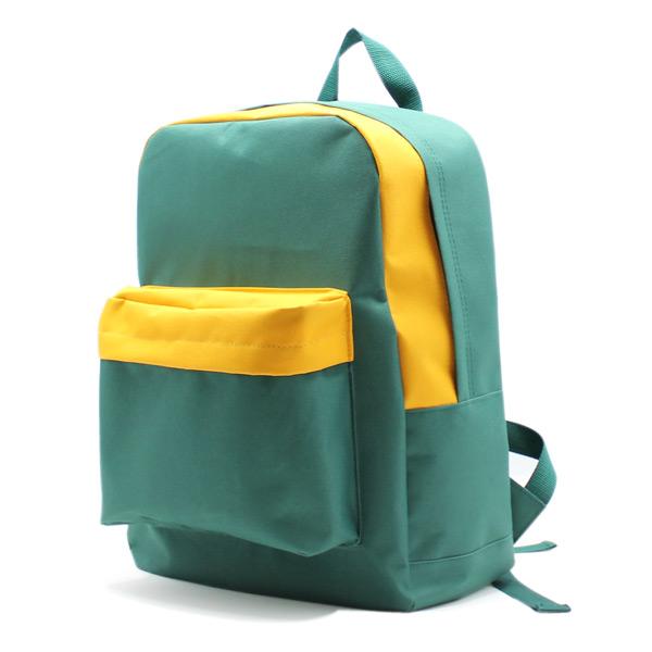 рюкзак одно отделение карман спортивный для команды сбоку