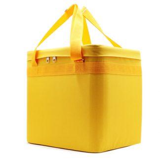 сумка холодильник для горячей еды доставка курьер сбоку