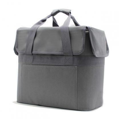сумка холодильник изотермическая с хладоэлементами сбоку