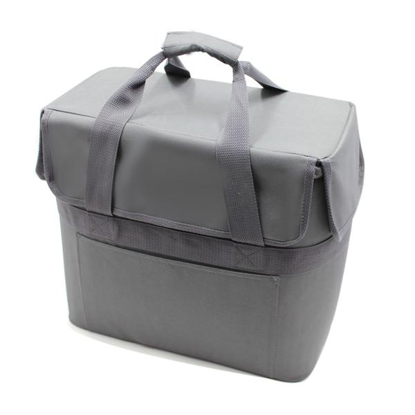 сумка холодильник изотермическая с хладоэлементами сверху