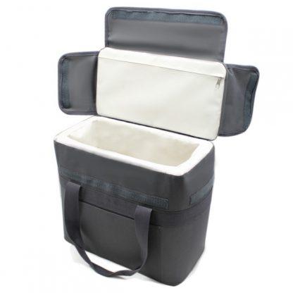 сумка холодильник изотермическая с хладоэлементами внутри