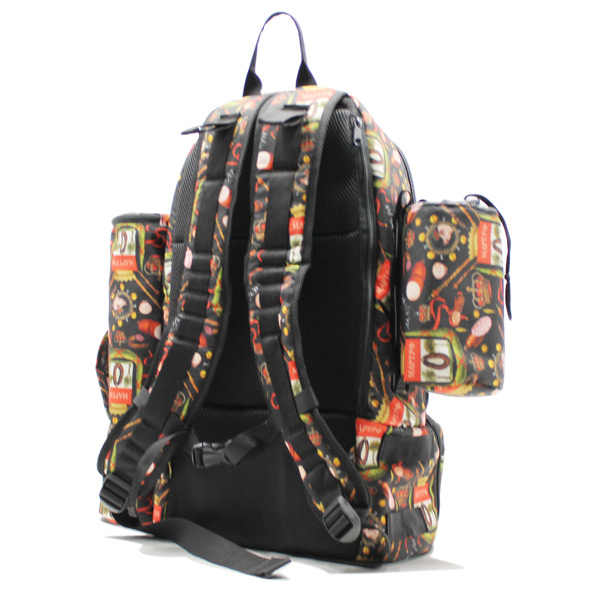 рюкзак для путешествий туризм рабылка дизайн ткань тубус