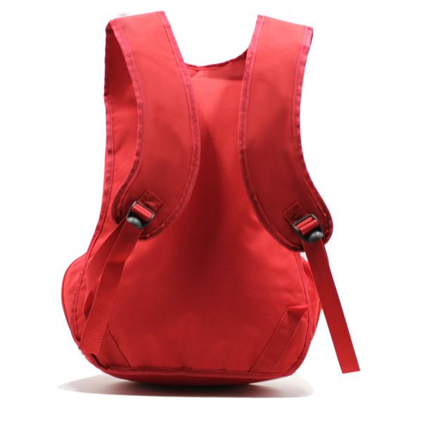 рюкзак спортивный спартак футбол фирменный стиль красный сзади