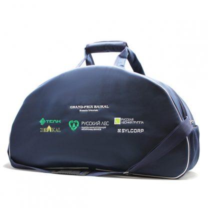 сумка спортивная клуб фирменный стиль бодибилдинг спонсоры
