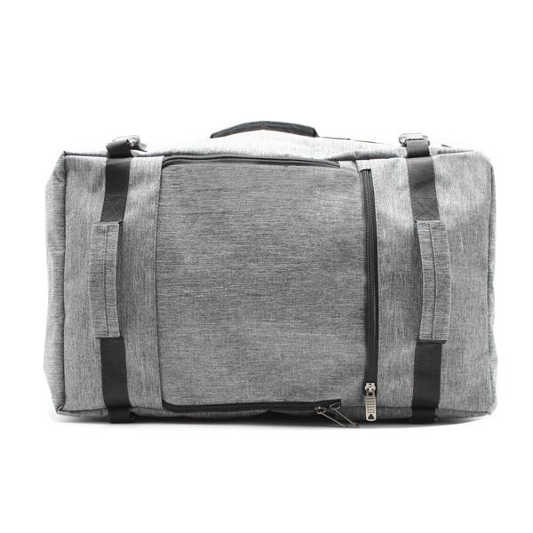 рюкзак сумка трансформер для ноутбука городской мужской спереди