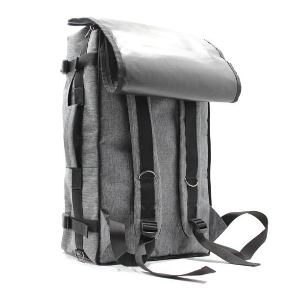 рюкзак сумка трансформер для ноутбука городской мужской клапан