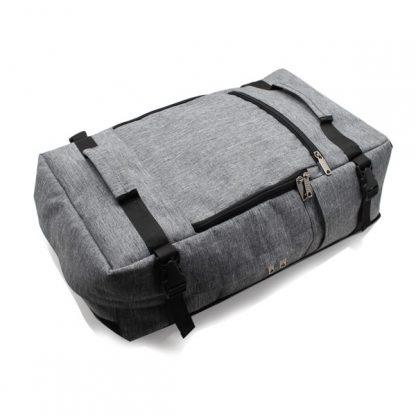 рюкзак сумка трансформер для ноутбука городской мужской сверху