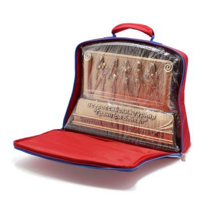 сумка для награды спорт фитнес чехол внутри