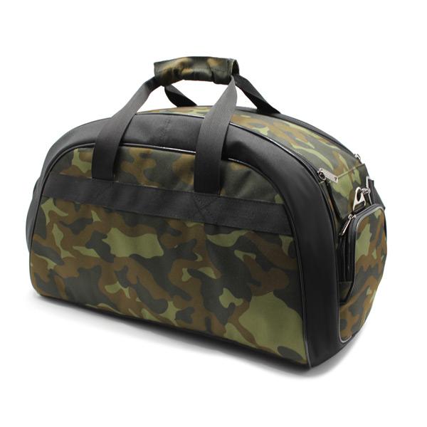сумка для спорта и фитнеса камуфляж мужская сбоку
