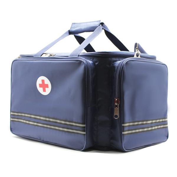 сумка для медицинского оборудования большая скорая помощь сбоку