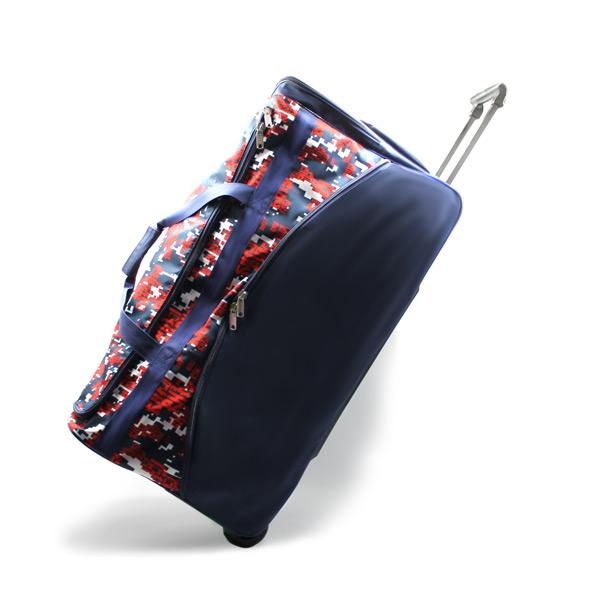 сумка колёсная дорожная спортивная для команды ручка
