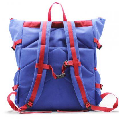 большой рюкзак для переноски оборудования с логотипом сзади