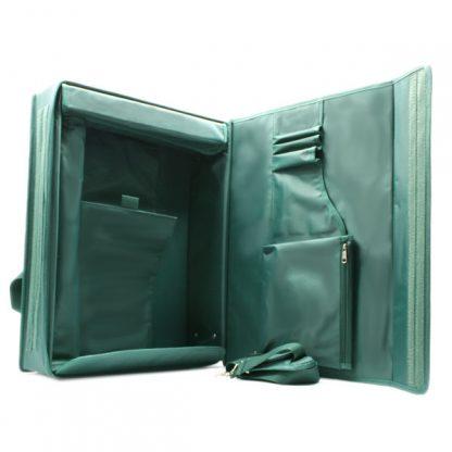 сумка для прибора с укладкой большая отделения открыты