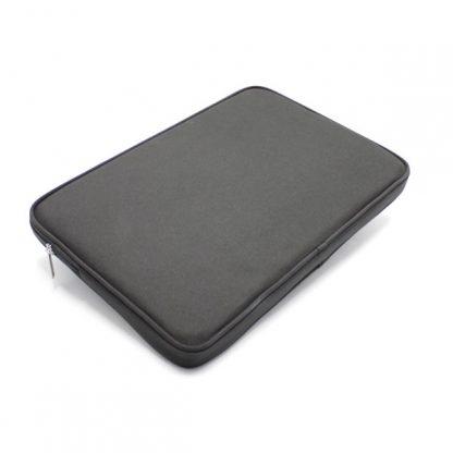 папка планшет для ноутбука стандартная чёрная сверху