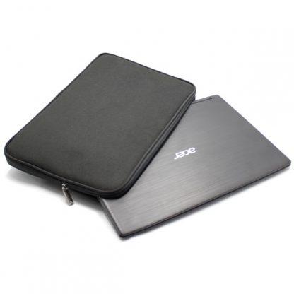 папка планшет для ноутбука стандартная чёрная для компьютера