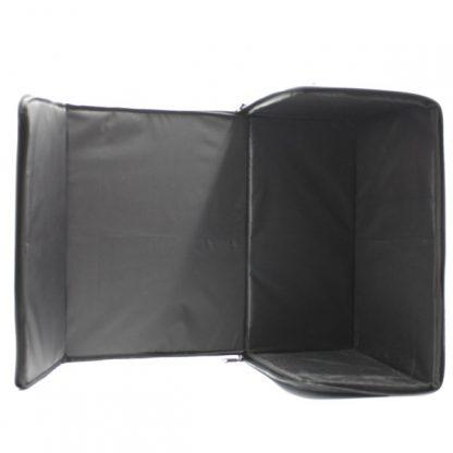 сумка чехол для хранения и транспортировки оборудования серый внутри