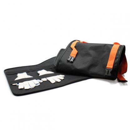 сумка органайзер для перчаток на резинках