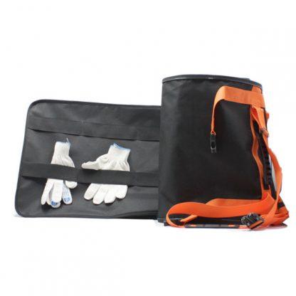 сумка органайзер для перчаток полотно