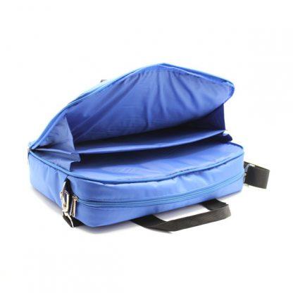 сумка портфель деловой для ноутбука и бумаг внутри