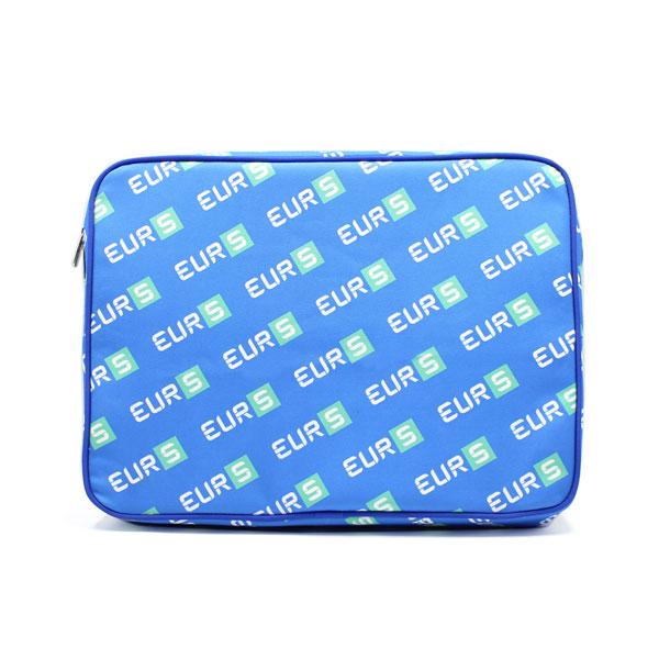 папка планшет большая с логотипом синяя спереди