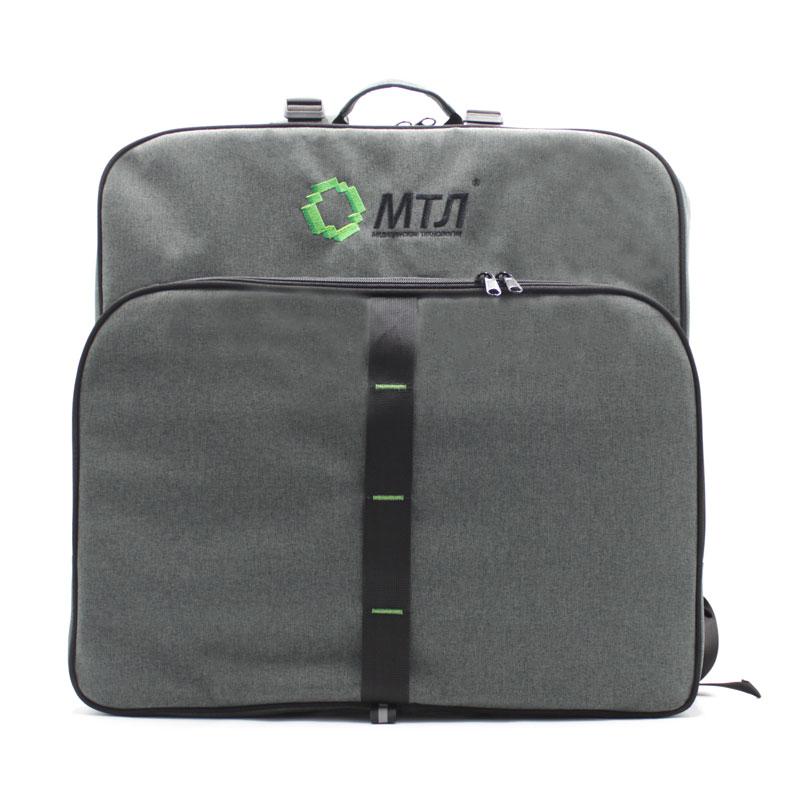 рюкзак специальный для рентгеновского оборудования спереди