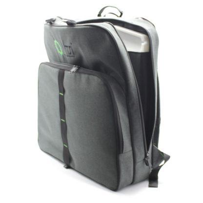 рюкзак специальный для рентгеновского оборудования сверху