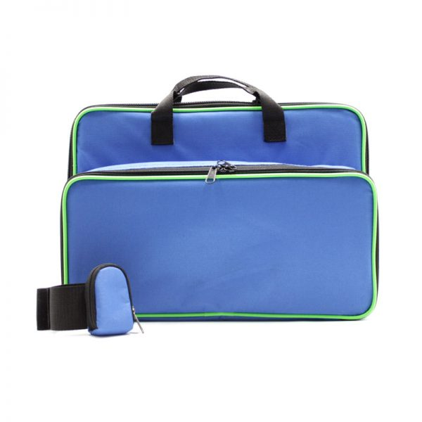 сумка чехол для прибора и ноутбука с напульсником спереди