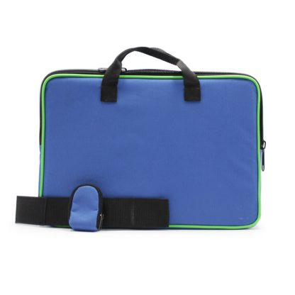 сумка чехол для прибора и ноутбука с напульсником сзади