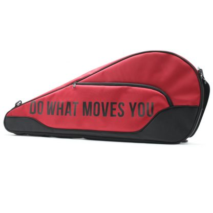 сумка чехол для ракетки с индивидуальным дизайном логотип