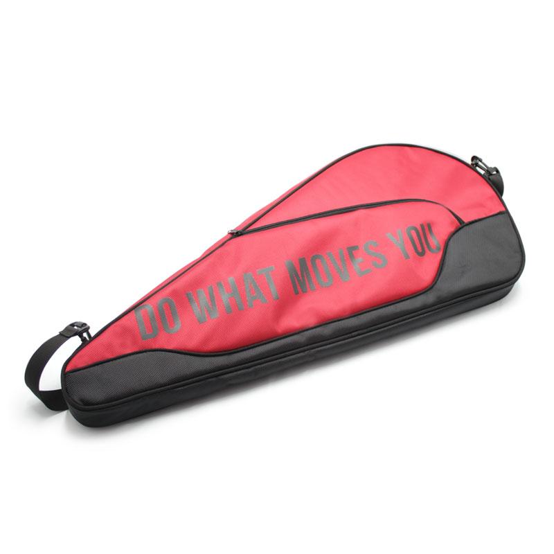 сумка чехол для ракетки с индивидуальным дизайном с ремнём
