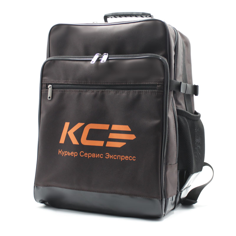 рюкзак большой для курьера для конвертов и бумаг А3 карман