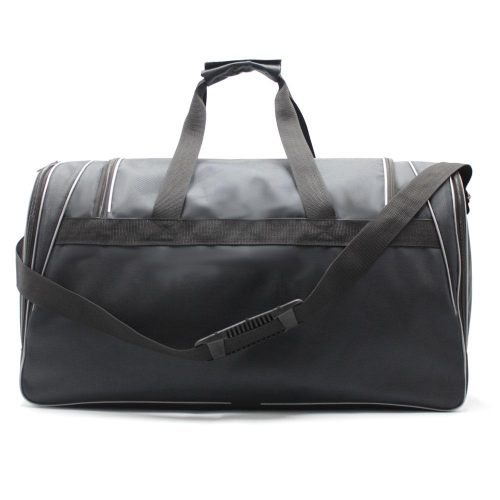 сумка дорожная спортивная сзади