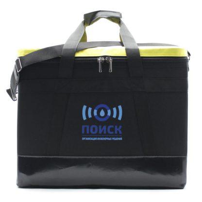 Комплект сумок для геодезического оборудования жёлтая спереди