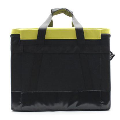 Комплект сумок для геодезического оборудования жёлтая сзади