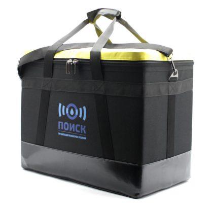 Комплект сумок для геодезического оборудования жёлтая сверху