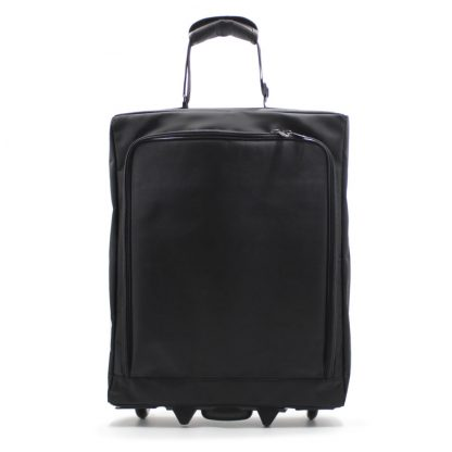 небольшая сумка на колесах спереди